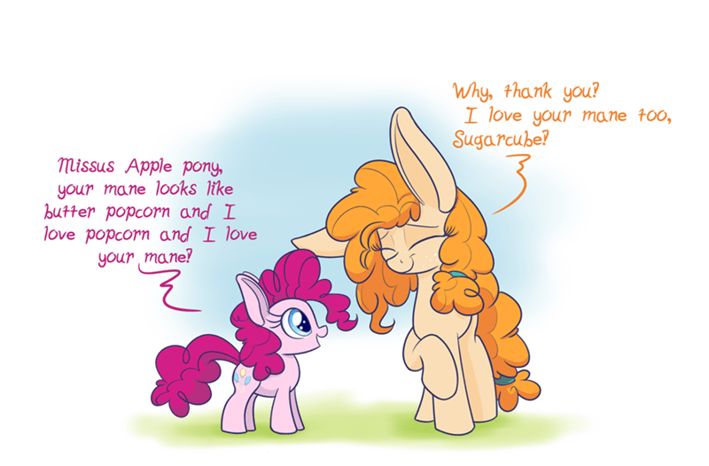 pinkie pie pear butter heir of rick - 9091048448