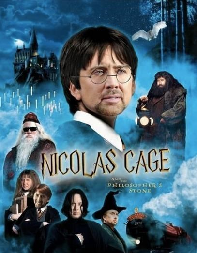 Image result for Nic cage as everyone