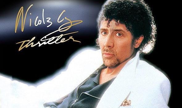 Nicolas Cage as Michael Jackson