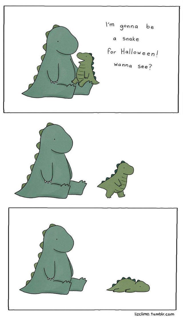 Organism - Im gonna be Snake a for Halloween! Wanna See? lizclimo. tumbir.com