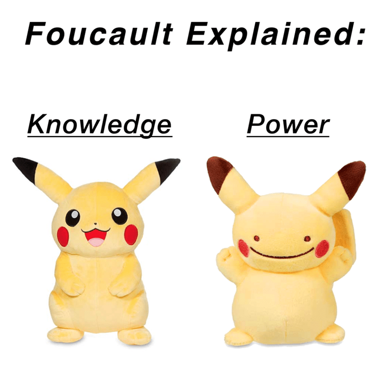 Faufault explained using Pokemon
