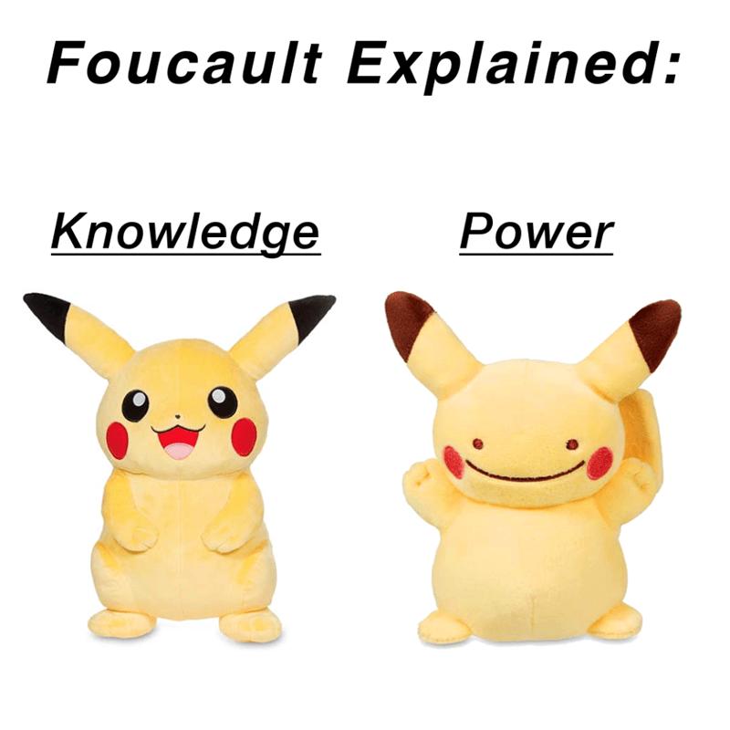 Faufault explained using Pokemon