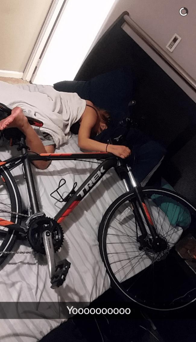 Bicycle wheel - Yoooooooooo TREK