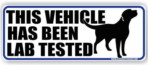 Mammal - THIS VEHICLE HAS BEEN LAB TESTED www.NICEERSTICKESS.CON