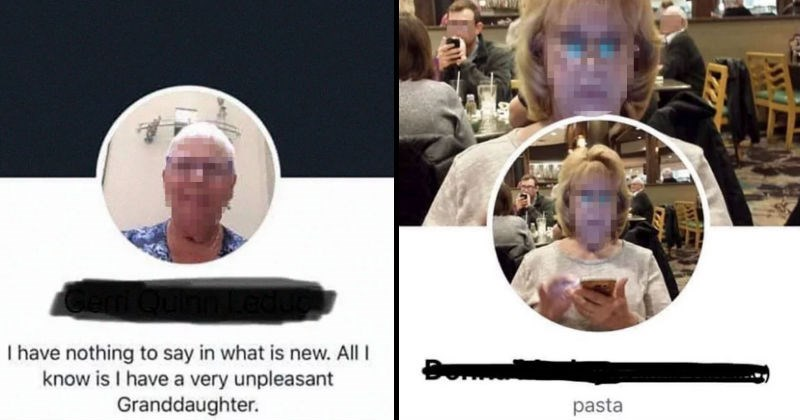 Woman's Facebook post about old ladies who don't know how to use the internet to make their Facebook profile photos goes viral.