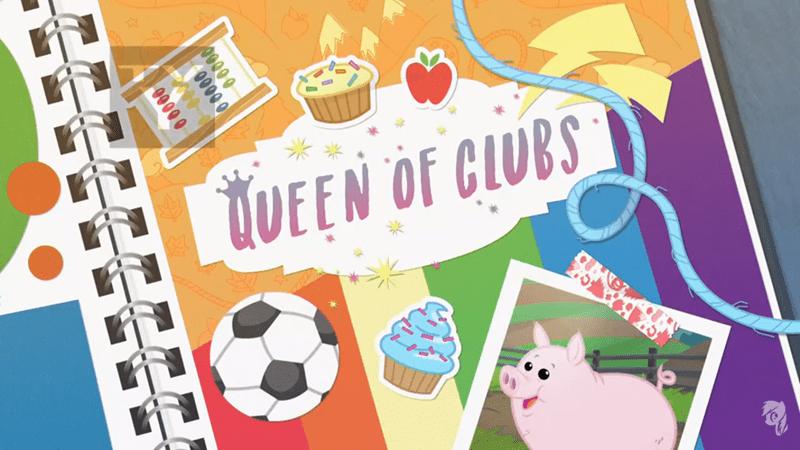 equestria girls new episode queen of clubs - 9093393408