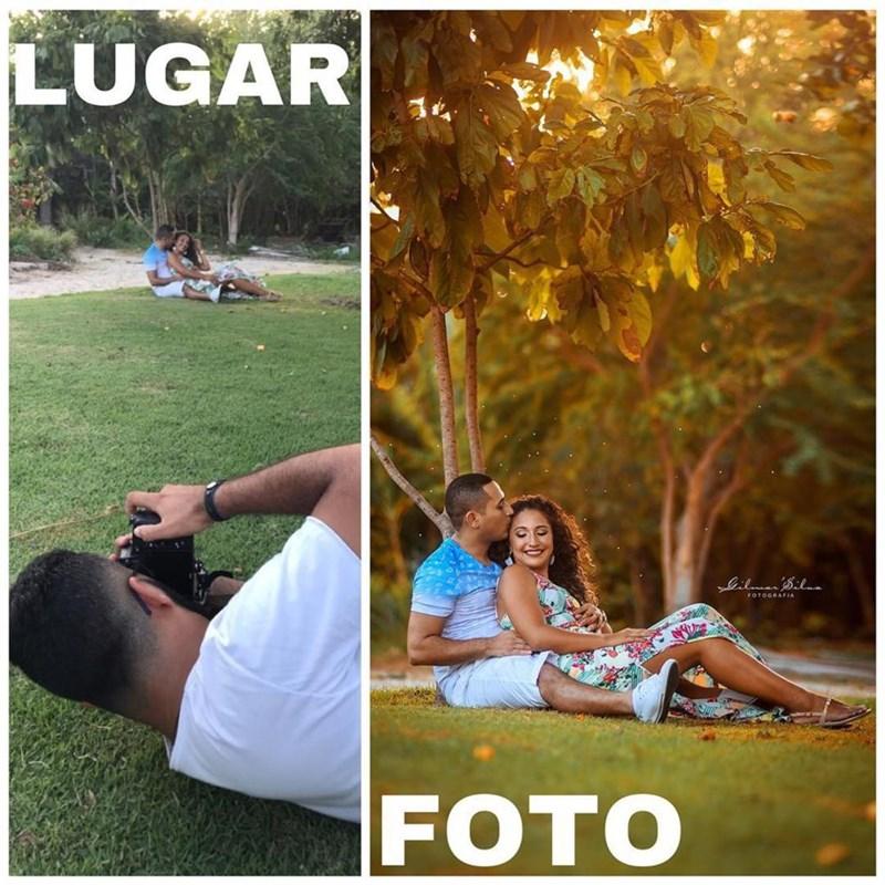 People in nature - LUGAR rlar Bil FOTOGRAFIA FOTO