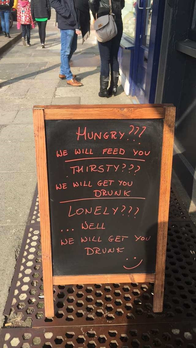 Font - HUNGRY 27 FEED YOU WE WILL TM IRSTY? NE WILL GET YoU DRUNK LONELY?I SELL NE NILL GET YoU DRUNK