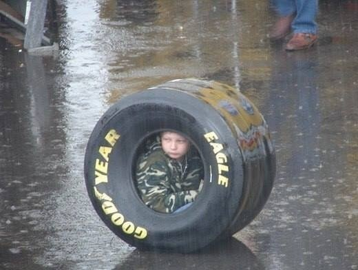 Tire - EAGLE YEAR