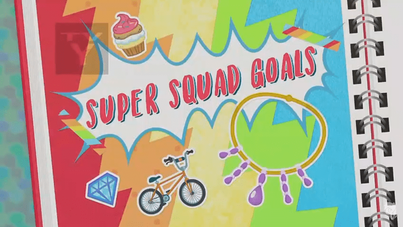 equestria girls new episode super squad goals - 9095721984