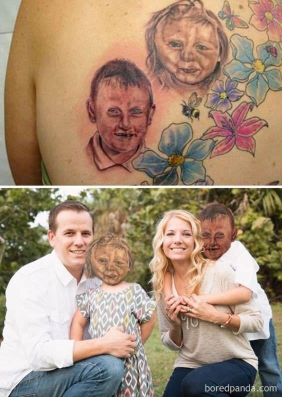 cringe tattoo - People - boredpanda.com
