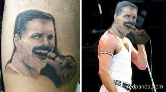 cringe tattoo - Tattoo - OFedpanda.om