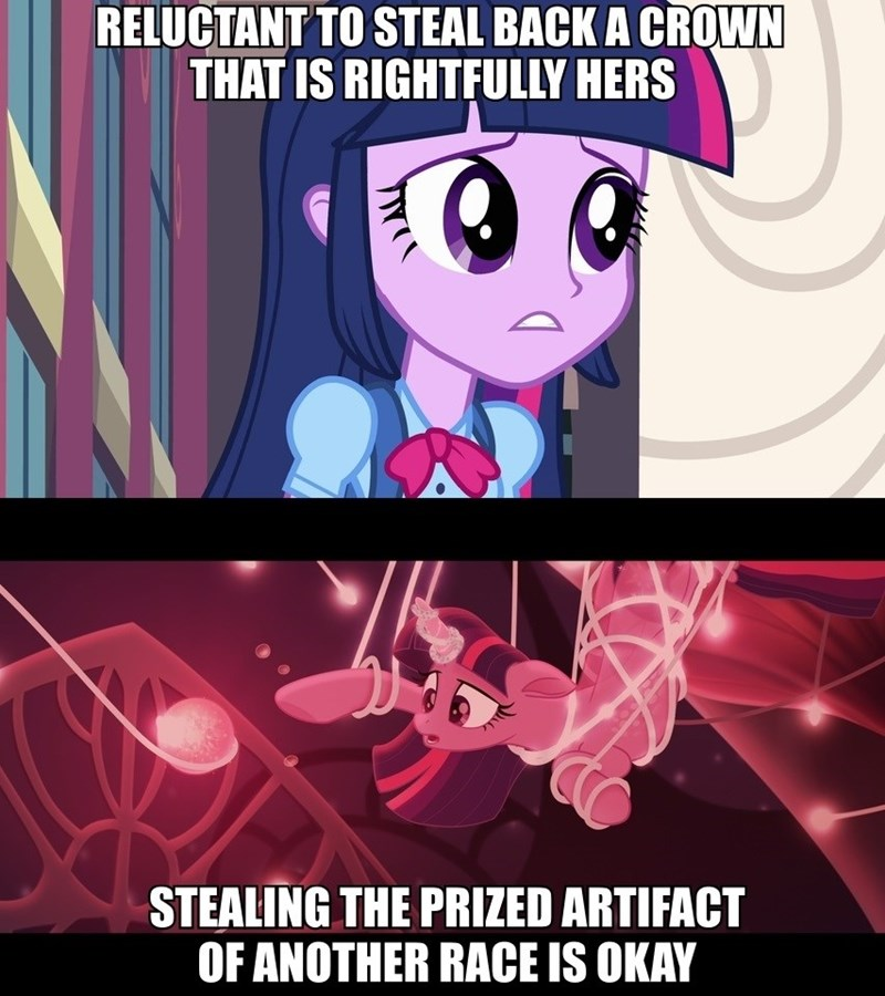 equestria girls my little pony the movie twilight sparkle screencap - 9096359168