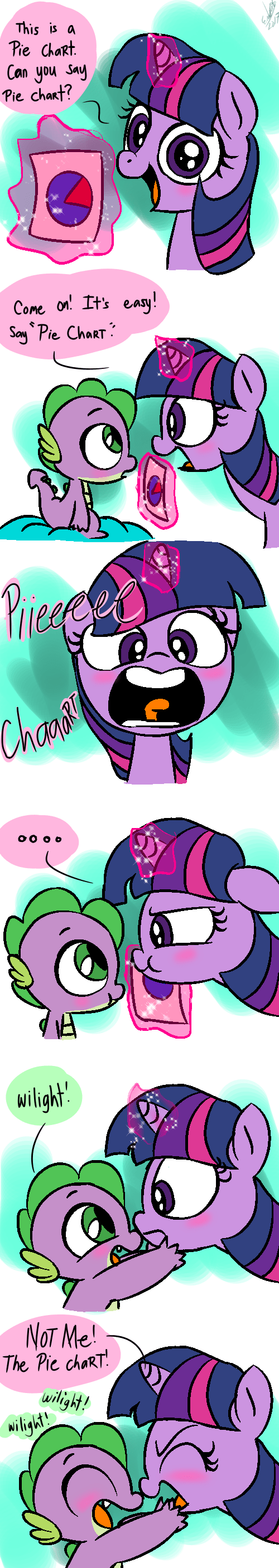 spike emositecc twilight sparkle comic - 9097713920