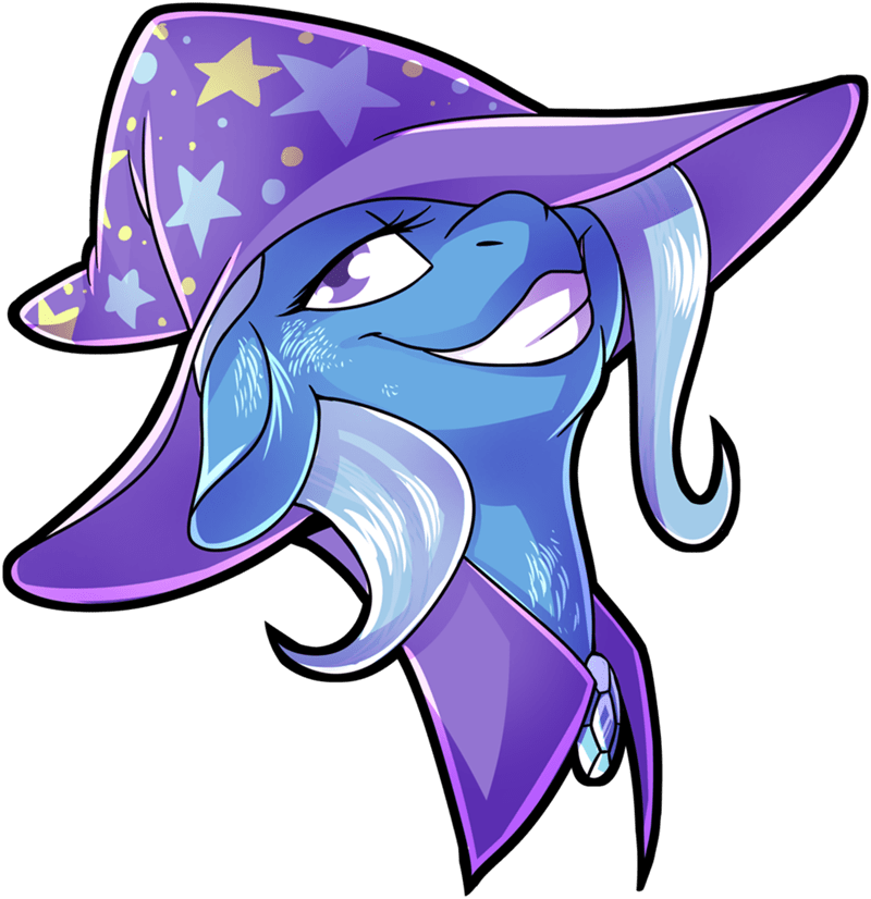 draikinator the great and powerful trixie - 9097717504