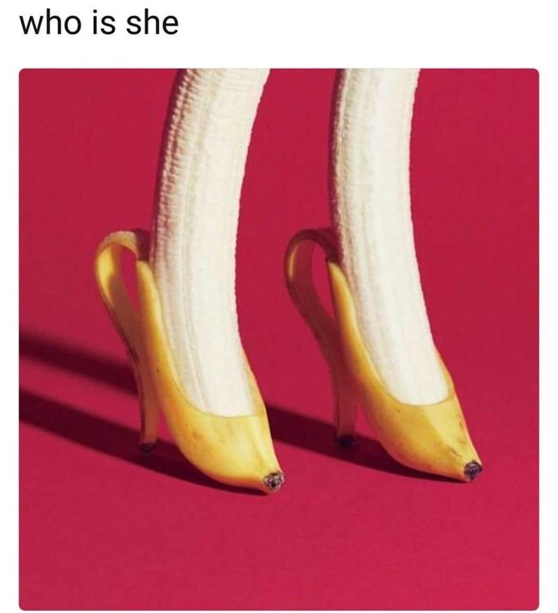 Banana family - who is she