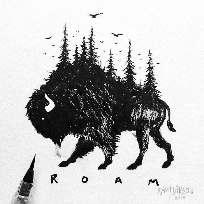 Illustration - R O A 2015
