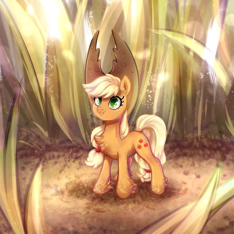 applejack jumble horse - 9098842112