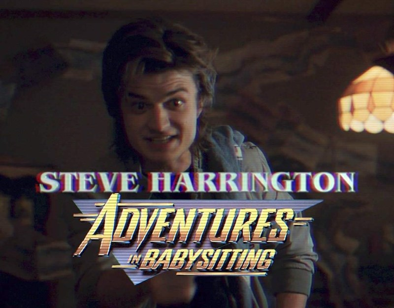 Movie - STEVE HARRINGTON ADVENTURES MRABYSILING