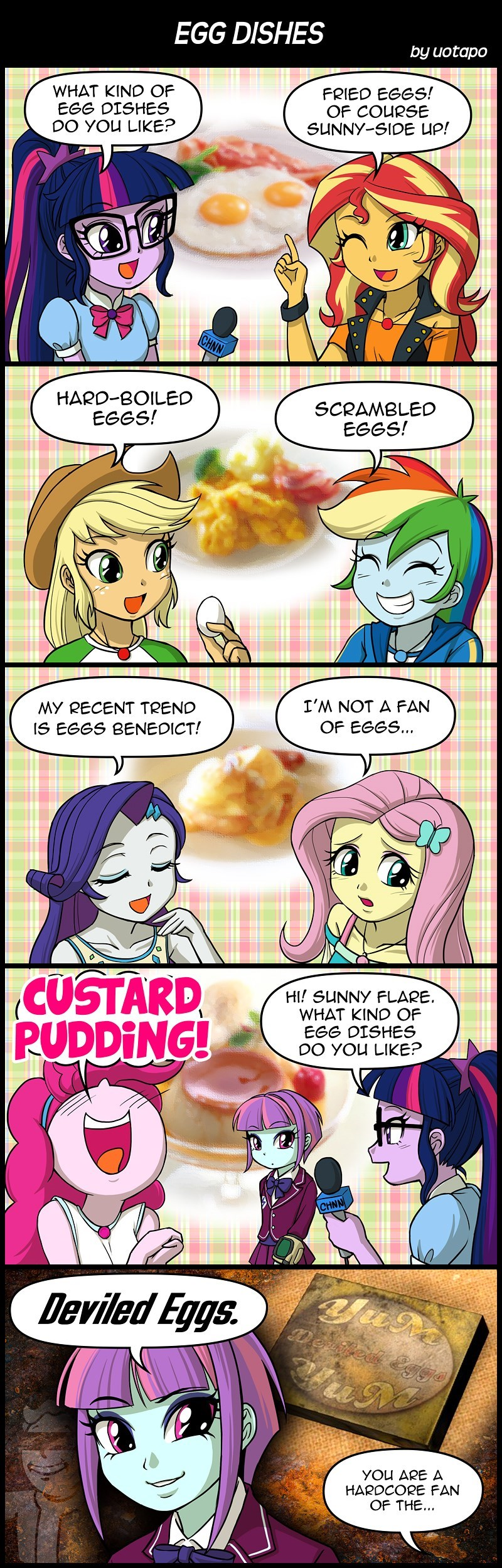 applejack equestria girls scitwi fallout twilight sparkle pinkie pie uotapo sunny flare rarity comic sunset shimmer fluttershy rainbow dash - 9099428608