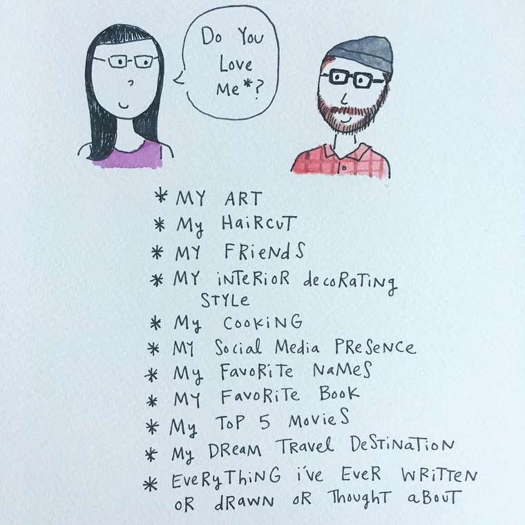 mari andrew webcomic - Text - Do You Love Me *? MY ART My HaiRcuT *MY FRieNd S *MY INTE RIOR de coRaTiNg STYLE *My CookiNG M1 So cial Media PRe SeNce My FavoRi Te NaMeS MY FavoRiTe Book My ToP 5 Movie S My DReaM TRavel De SriNalioN Eve Ry ThiNG ive EveR WRITTEN oR dRawN oR ThaughT aBouT