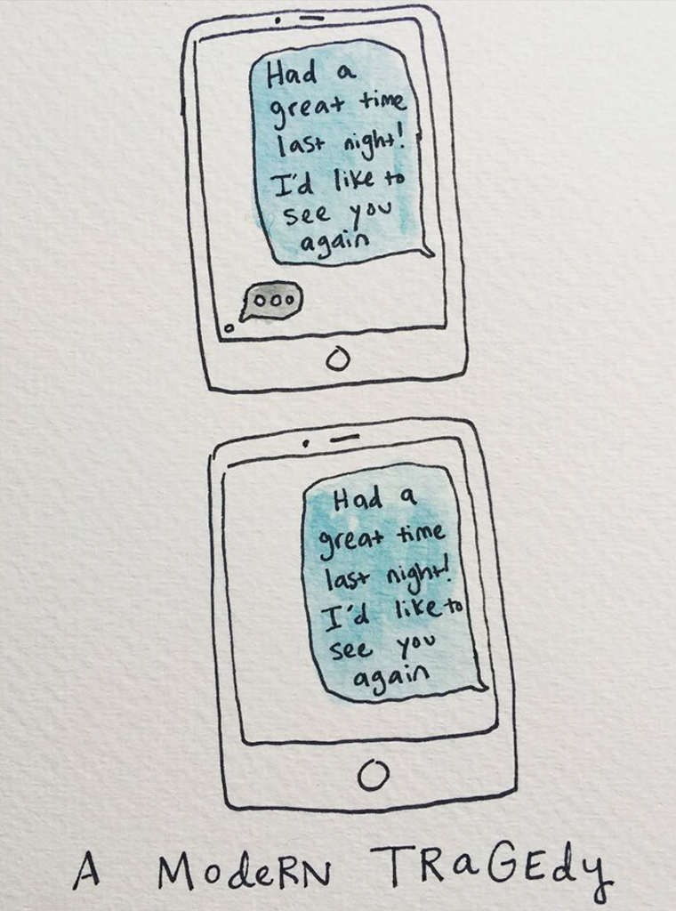 mari andrew webcomic - Technology - Had great time last aigh I'd like to See again Had a reat time las nigh T'd lite to see you again ModeRN TRaGEdy A