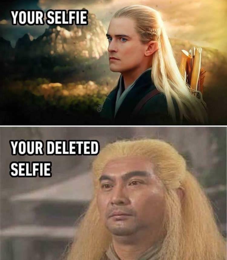 Hair - YOUR SELFIE YOUR DELETED SELFIE