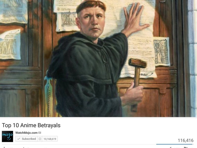 Painting - Top 10 Anime Betrayals molo WatchMojo.com Subscribed 10,168,619 116,416