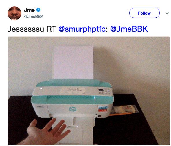 Product - Jme Follow @JmeBBK Jessssssu RT @smurphptfc: @JmeBBK