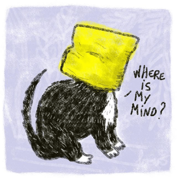 Yellow - whERE is ノMy MIND?