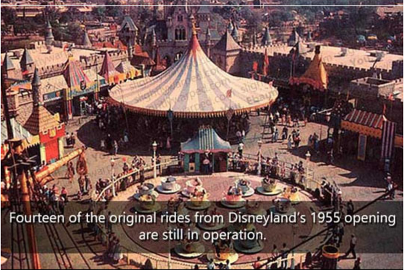Amusement ride - .co shigh Ebay Fourteen of the original rides from Disneyland's 1955 opening are still in operation.