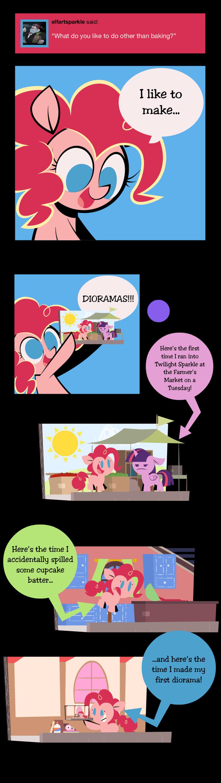 belaboy twilight sparkle pinkie pie ask pinkie pie and tornado - 9101567232