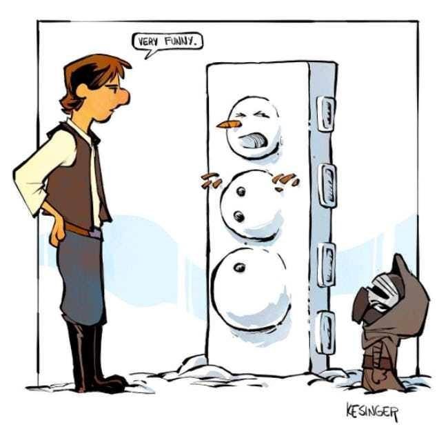 Cartoon - VERY FUNNY ESNGER