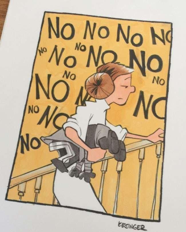 Cartoon - NO NO No N No NO NO NO No No NO No No NO NO CESINGER