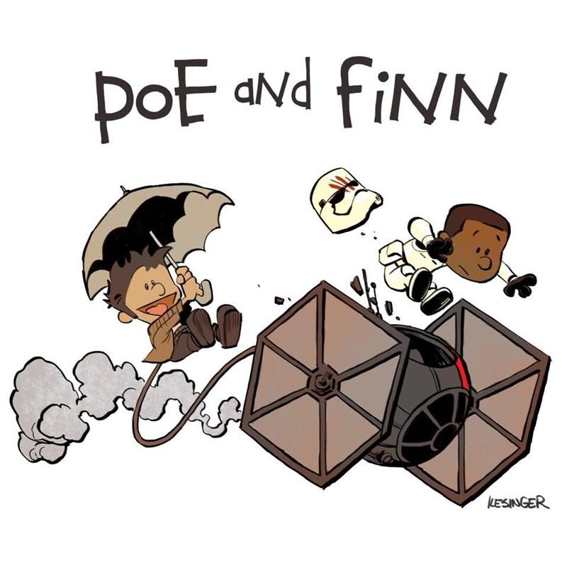 Cartoon - DoE avd FINN LESINGER