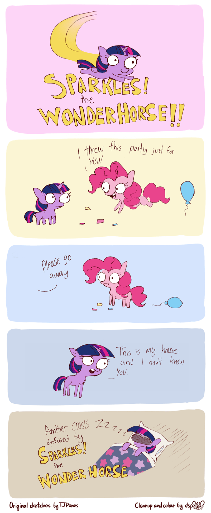 tj pones dsp2003 twilight sparkle pinkie pie comic - 9102510592