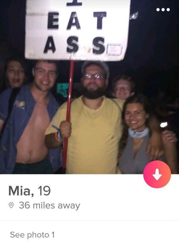 Photo caption - EAT AS S Mia, 19 36 miles away See photo 1
