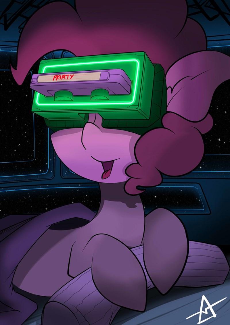 ahekao virtual reality pinkie pie - 9103969024