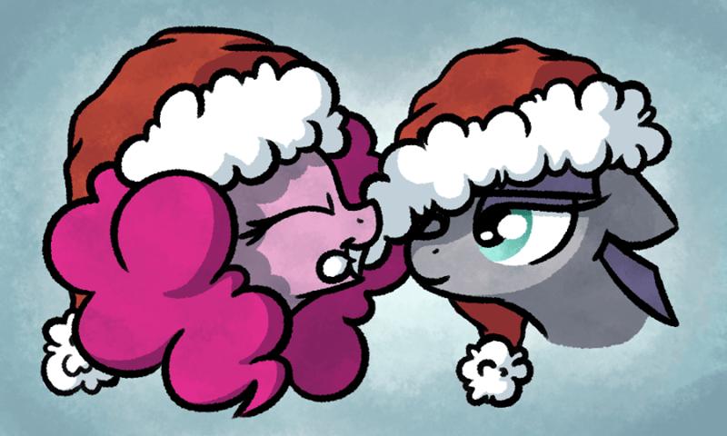 christmas pinkie pie hearths-warming-eve maud pie masserey - 9104532224