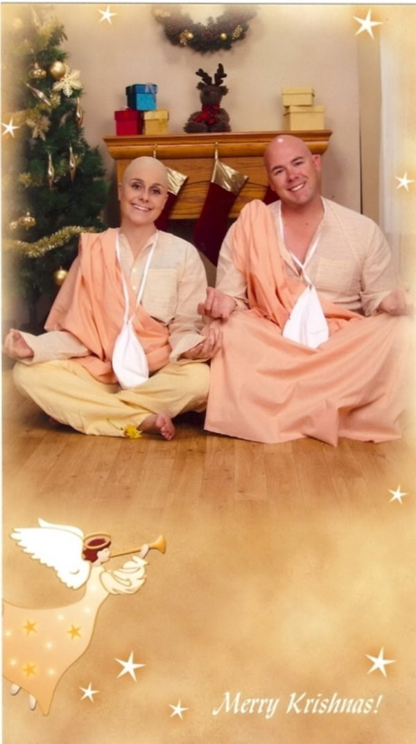 Fun - * Merry Krishnas!