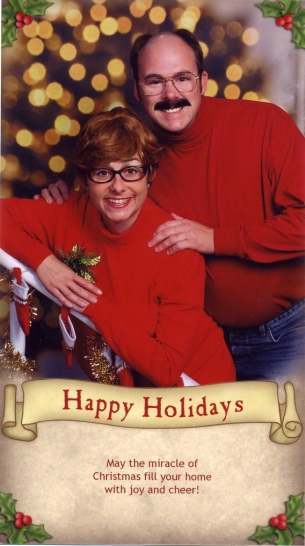 Poster - Happy Holidays May the miracle of Christmas fill your home with joy and cheer!