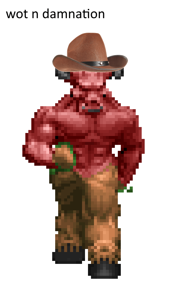 Muscle - wot n damnation