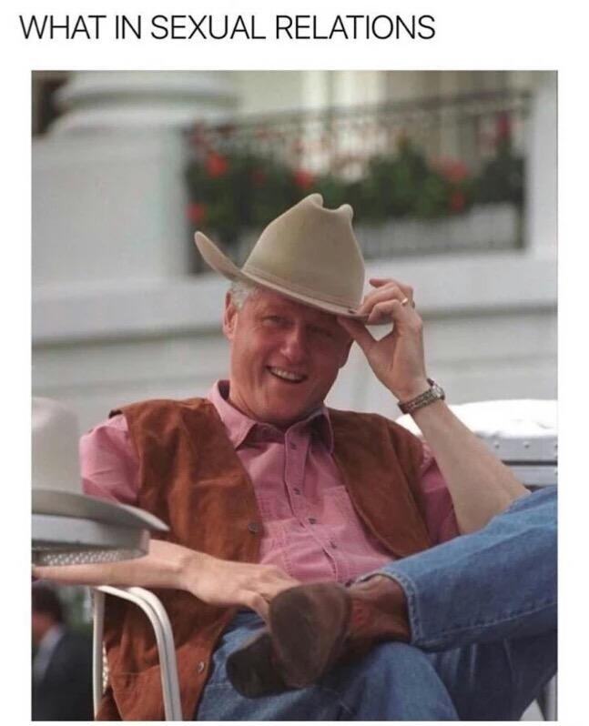 Hat - WHAT IN SEXUAL RELATIONS