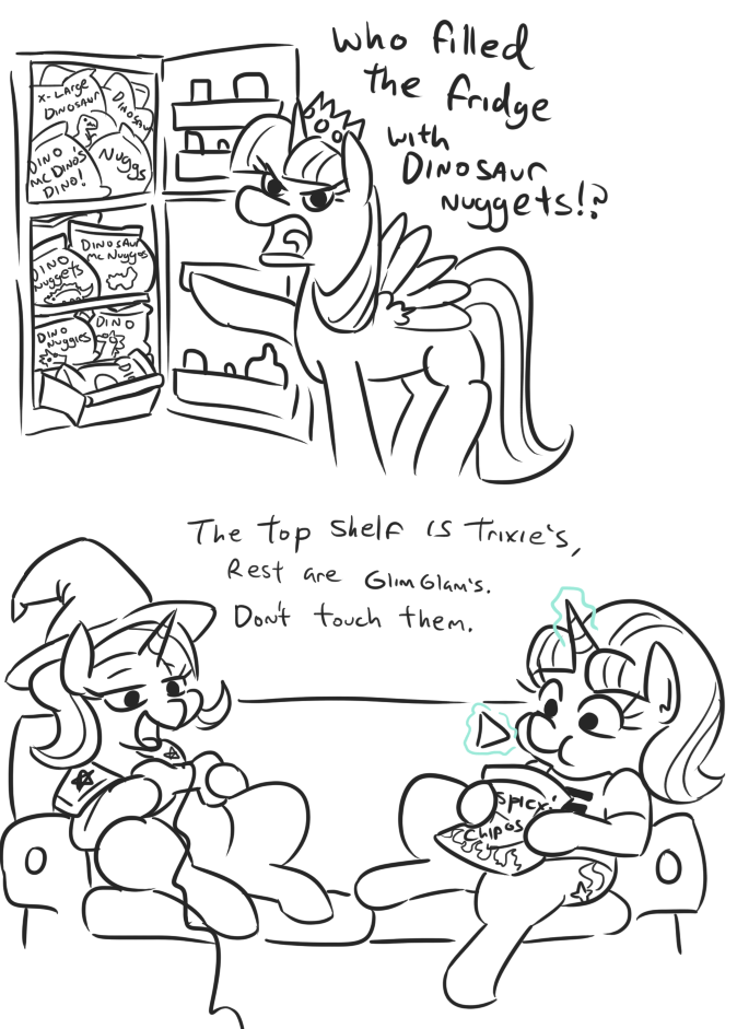 the great and powerful trixie jargwell prescott starlight glimmer twilight sparkle comic - 9105212416