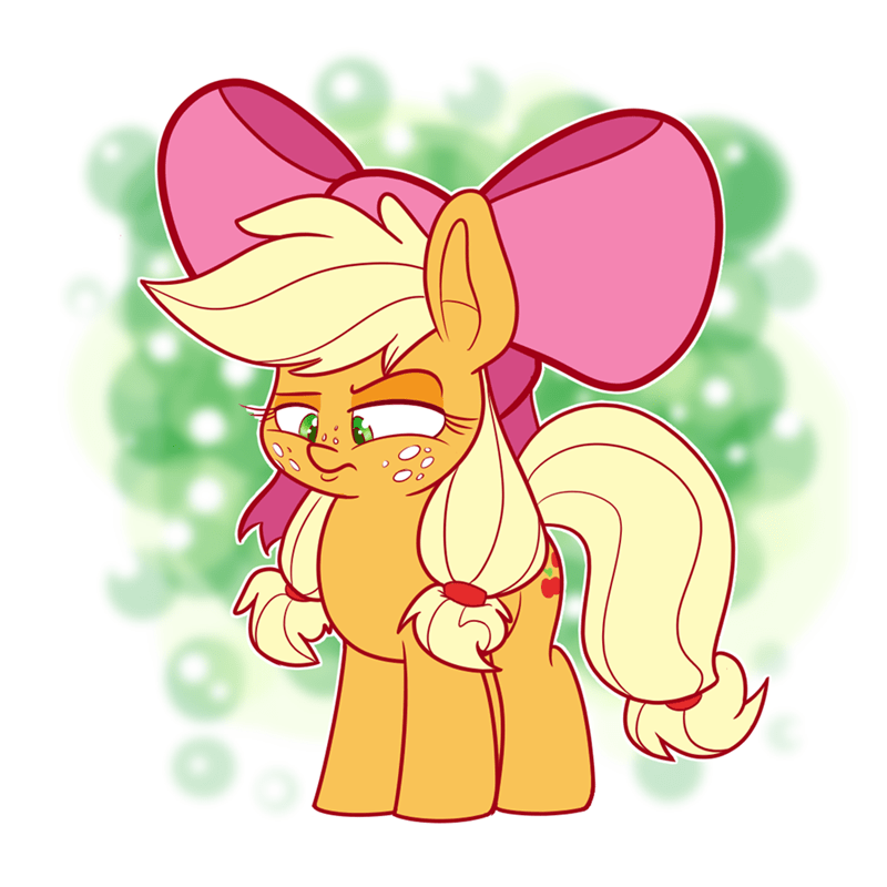 applejack final skies heir of rick - 9105683456