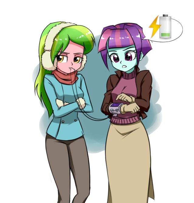 lemon zest equestria girls twilite-sparkleplz puns sunny flare - 9106039040