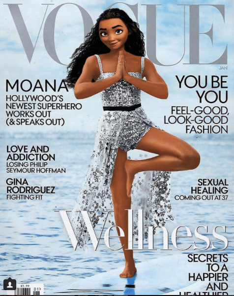 Magazine - VALE JAN YOU BE YOU FEEL-GOOD LOOK-GOOD FASHION MOANA HOLLYWOOD'S NEWEST SUPERHERO WORKS OUT (&SPEAKS OUT) LOVE AND ADDICTION LOSING PHILIP SEYMOUR HOFFMAN GINA RODRIGUEZ FIGHTING FIT SEXUAL HEALING COMING OUT AT 37 lMess SECRETS TO A HAPPIER AND 5. 01 UCAITIUCD