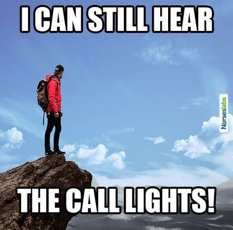 Sky - ICAN STILL HEAR THE CALL LIGHTS! Nurseslabs