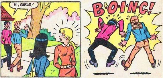 Cartoon - BOINC! HI, GIRLS