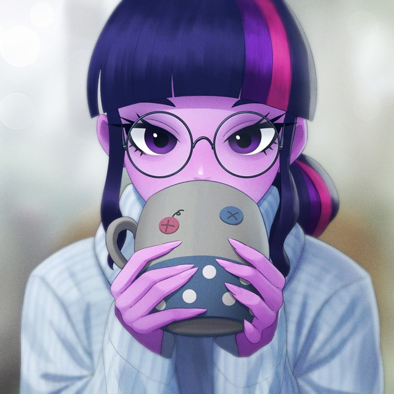 equestria girls scitwi agavoides twilight sparkle smarty pants - 9108857344